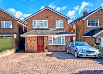Thumbnail 4 bed detached house for sale in Pye Green Road, Cannock