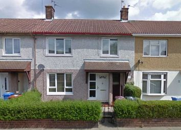 Thumbnail 3 bed terraced house to rent in Quernmore Road, Kirkby, Liverpool