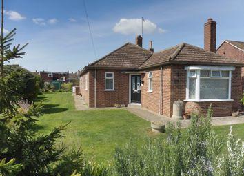 Thumbnail 3 bedroom detached bungalow for sale in Granville Avenue, Northborough, Peterborough
