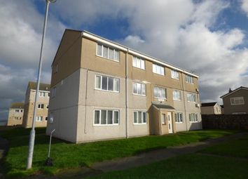 Thumbnail 2 bed flat for sale in Nimrod Walk, Holyhead, Sir Ynys Mon