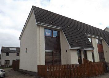 Thumbnail 2 bedroom end terrace house for sale in Fraser Road, Invergordon