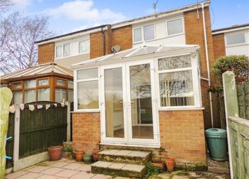 Thumbnail 3 bed terraced house to rent in Sunfield, Romiley, Stockport