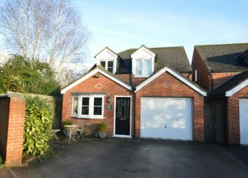 Thumbnail 3 bed detached house for sale in The Sidings, Whetstone, Leicester