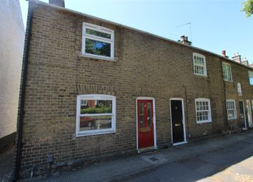 Thumbnail 1 bed end terrace house for sale in St. Johns Street, Huntingdon