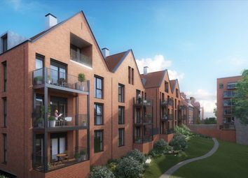 Thumbnail 2 bed flat for sale in Kidderpore Green, Hampstead