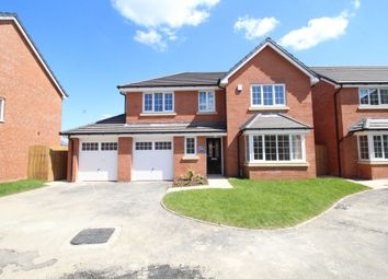 Thumbnail 4 bed detached house for sale in Eton Almond Brook Road, Standish, Wigan
