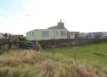 Thumbnail 2 bedroom detached bungalow for sale in Stronsay, Orkney