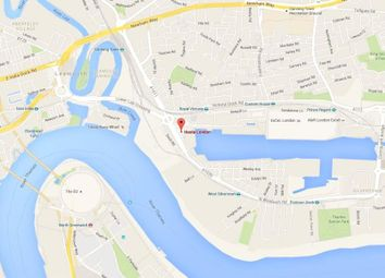 Thumbnail 2 bed property for sale in Hoola Building, Royal Victoria Dock
