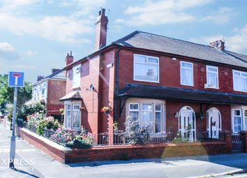 Thumbnail 3 bedroom end terrace house for sale in Queen Victoria Road, Blackpool, Lancashire