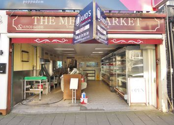 Thumbnail Restaurant/cafe to let in West Lee, Cowbridge Road East, Cardiff