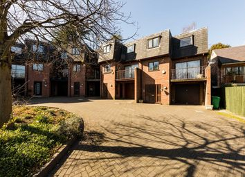 Thumbnail 3 bedroom town house for sale in Kenilworth Court, The Park