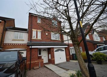 Thumbnail 4 bed town house to rent in Chelsfield Grove, Chorlton, Manchester, Greater Manchester