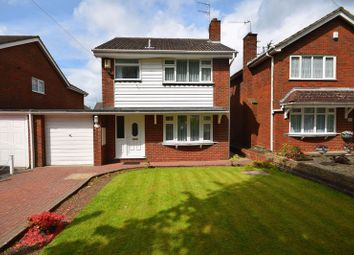 Thumbnail 3 bed detached house for sale in Turnhurst Road, Packmoor, Stoke-On-Trent