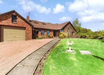 Thumbnail 4 bed detached bungalow for sale in Beechwood Park, Deans, Livingston