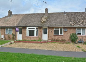 Thumbnail 2 bed terraced bungalow for sale in Churchill Close, Sutton, Ely