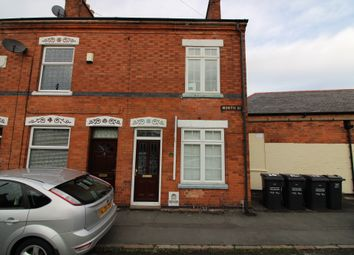 Thumbnail 2 bed terraced house to rent in North Street, Syston, Leicester