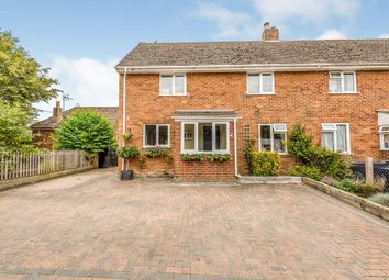 Stanbury Road, Thruxton, Andover SP11. 3 bed semi-detached house