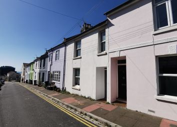 Thumbnail 2 bedroom terraced house to rent in Stanley Street, Brighton, East Sussex