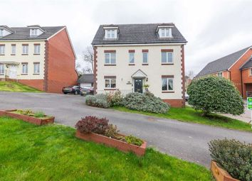 Thumbnail 5 bed detached house for sale in Buckle Wood, Chepstow, Monmouthshire