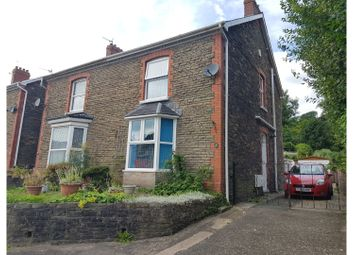 Thumbnail 3 bed semi-detached house for sale in Brecon Road, Pontardawe