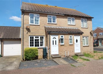 Thumbnail 3 bed semi-detached house for sale in Carvel Way, Littlehampton