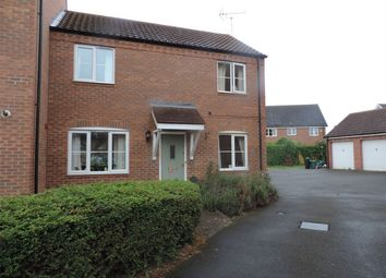 Thumbnail 3 bed terraced house to rent in Daisy Court, Bourne, Lincolnshire