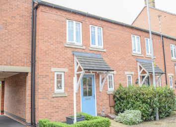 Thumbnail 3 bed terraced house for sale in Dairy Way, Kibworth Harcourt, Leicester
