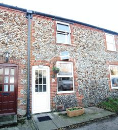 Thumbnail 2 bed terraced house for sale in Shereford Road, Hempton, Fakenham