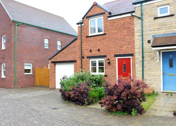 Thumbnail 2 bed semi-detached house for sale in Offerton Road, Swindon