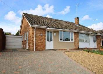 Thumbnail 2 bed semi-detached bungalow for sale in Parracombe Way, Abington Vale, Northampton