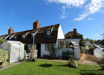 Thumbnail 2 bed cottage for sale in Swanwick Shore Road, Sairsbury Green, Southampton