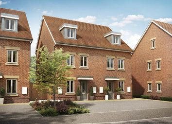 "Thumbnail 3 bedroom terraced house for sale in ""Norbury"" at London Road, Hassocks"