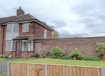 Thumbnail 3 bed end terrace house for sale in Muirhead Avenue East, West Derby, Liverpool