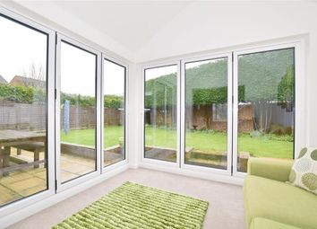 Thumbnail 4 bedroom link-detached house for sale in Trefoil Close, Horsham, West Sussex