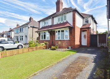 Thumbnail 3 bed semi-detached house for sale in Chetwynd Gardens, Stafford Road, Cannock