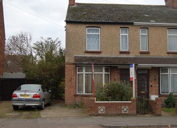 Thumbnail 3 bed semi-detached house to rent in Bunyan Road, Kempston