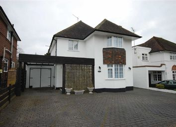 Thumbnail 4 bed detached house for sale in North Drive, Ruislip