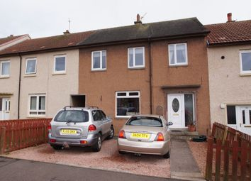 Thumbnail 3 bedroom terraced house for sale in Halfields Gardens, Kennoway, Leven