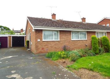 Thumbnail 2 bed bungalow for sale in Inveresk Road, Tilston, Malpas, Cheshire