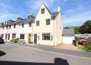 Thumbnail 4 bedroom end terrace house for sale in King Harolds View, Portskewett, Caldicot