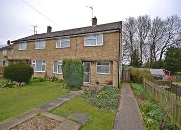 Thumbnail 3 bed semi-detached house for sale in Marshalls Close, Teversham, Cambridge