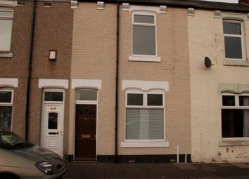 Thumbnail 2 bed terraced house to rent in Sheriff Street, Hartlepool