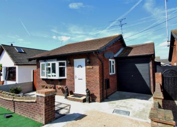 Thumbnail 1 bed detached bungalow for sale in Hindles Road, Canvey Island