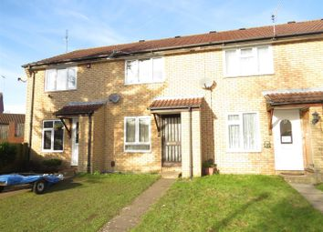 Thumbnail 2 bed terraced house to rent in Henbury Close, Canford Heath, Poole