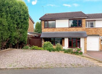 3 bed semi-detached house for sale in Station Drive, Handsacre, Rugeley WS15