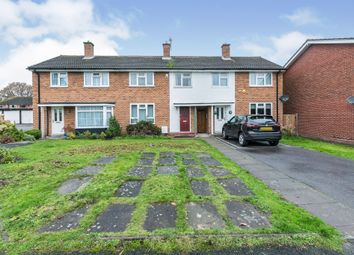 Thumbnail 3 bed terraced house for sale in Frankton Close, Solihull