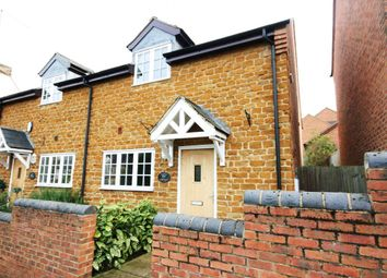 Thumbnail 3 bed cottage to rent in Nortoft, Guilsborough, Northampton