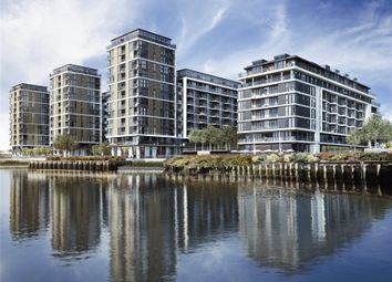 Thumbnail 3 bed flat for sale in Banning Street, London