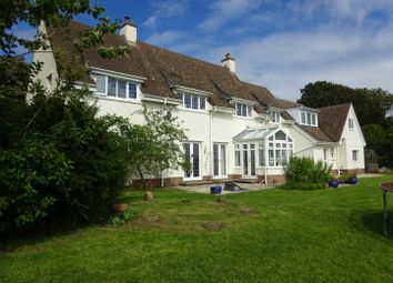 Thumbnail 5 bed detached house for sale in Hillpark, Reynoldston, Gower, Swansea