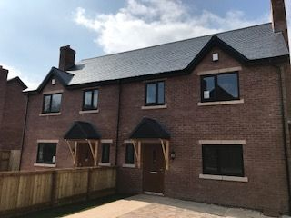 Thumbnail 3 bedroom semi-detached house for sale in Highfield Way, Hinstock